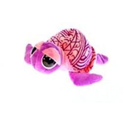 Pink Hennatude Big Eye Sea Turtle 12 by Fiesta