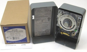 Supco Commercial Defrost Timer Paragon 8141-20 S814120 40 AMP 2 HP 208/240 Volts 60 Hz