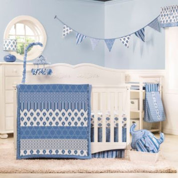 Kids Line Dena 4pc Set- Indigo - 1 ct.