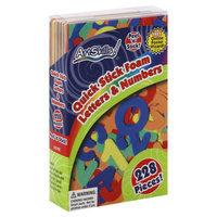 Artskills Peel-N-Stick Foam Letters & Numbers, 228/pkg