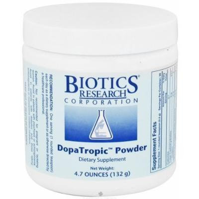 Biotics Research - DopaTropic Powder - 5 oz.