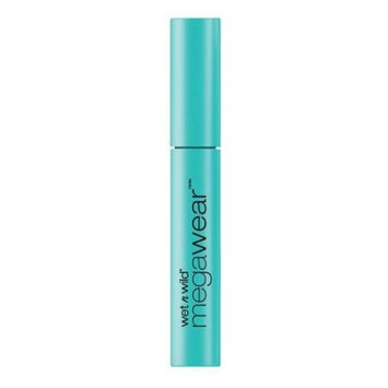 Wet n Wild Mega Wear Mascara, C136 Very Black, 0.024 fl oz