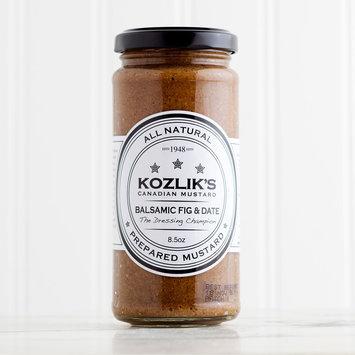 Kozlik's Balsamic Mustard
