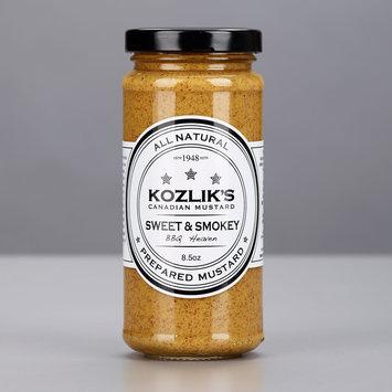 Kozlik's Sweet & Smoky Mustard