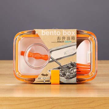 Large Square Bento Box