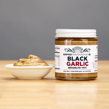 Black Garlic Mayonnaise