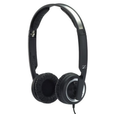 Sennheiser Collapsible On-the-Ear Headphones (PX200-II) with Carrying