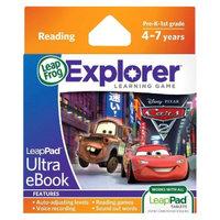LeapFrog LeapPad Ultra eBook - Disney/Pixar Cars 2