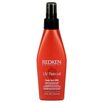 REDKEN by Redken UV RESCUE DAILY SUN MILK PROTECTIVE MOISTURIZER SPF 12 FOR SCALP 5 OZ