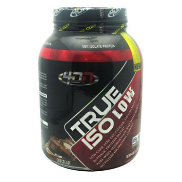 4D Nutrition 7620052 True Iso Chocolate - 3 Lbs.