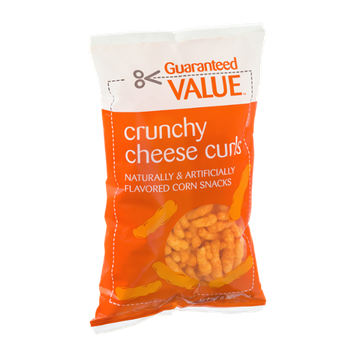 Guaranteed Value Crunchy Cheese Curls
