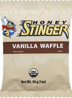 Ener-g Foods Honey Stinger Vanilla Organic Stinger Waffle