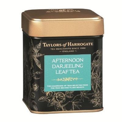 Taylors of Harrogate Afternoon Darjeeling Loose Tea Tins, 4.41 Ounce Tin