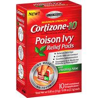 Cortizone 10 Poison Ivy Relief Pads
