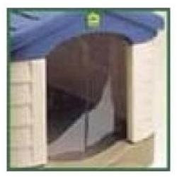 Our Pets 2150090030 Vinyl Door Accessory for Large Cozy Cottage Dog House