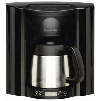 Brew Express 10 Cup Built-In Self-Filling Coffee and Hot Beverage System