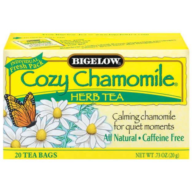 Bigelow Cozy Chamomile Herb Tea