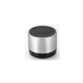 iBomb BT-EX350-SL 3 W Tube Bluetooth Wireless Speaker Silver