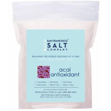 Acai Antioxidant Bath Salts 20 Lb