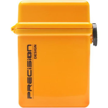 Precision Design PD-WSC Waterproof Case (Yellow) with Neck Strap