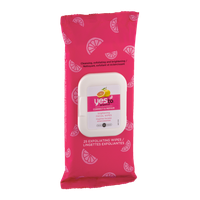 Yes To Grapefruit Facial Wipes Correct & Repair Towelettes