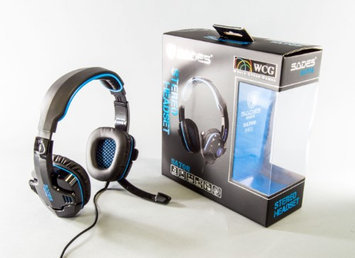 SADES SA-708 Primary Gaming Headset with Noise Cancelling