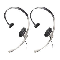 Plantronics Spare S11 65388-02 (2-Pack) Replacement Top for S11