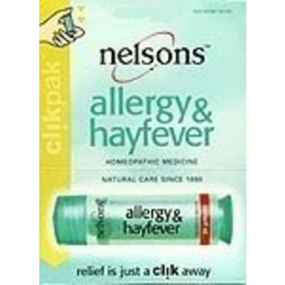 Nelsons Allergy and Hayfever ClikPak 84 Pillule(s)