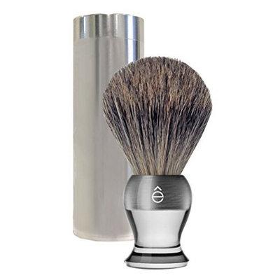 e Shave eShave Fine Badger Hair Travel Shaving Brush