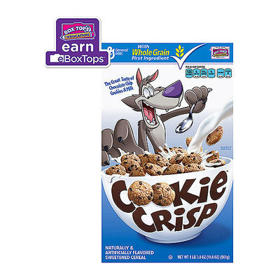 Betty Crocker Cookie Crisp Sweetened Cereal