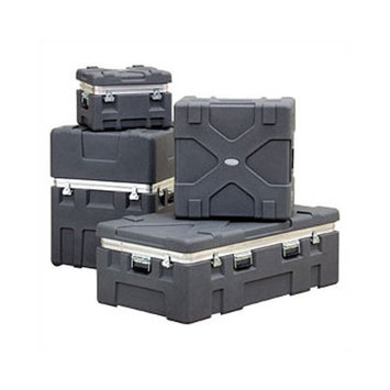 SKB Cases RX Series: Rugged Roto-X Shipping Foot Locker Case: 18 5/8