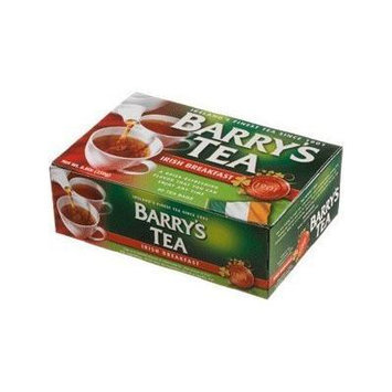 Barry's Tea - Irish Breakfast Blend - 80 Bags