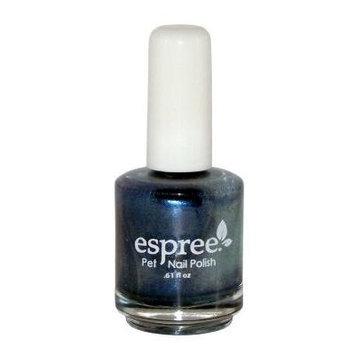 Espree Royal Blue Foil Pet Nail Polish for Dogs - .61oz
