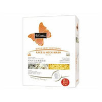 BIRD'S NEST WHITENING Face & Neck Mask (10Pcs)