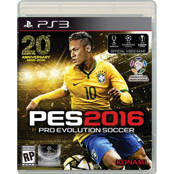 Konami Digital Entertainment Pes 2016: Pro Evolution Soccer - Playstation 3