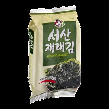 Assi Seaweed Snack Seasoned