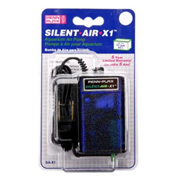 Silent Air X-1 Air Pump - Up to 10 gal.