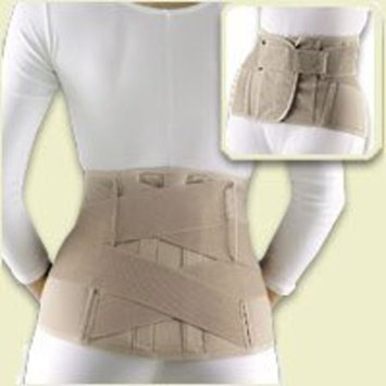Fla Orthopedics Soft Form Lumbar Support with Contoured Stays : Medium