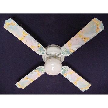 Ceiling Fan Designers Tinkerbell Fairy Indoor Ceiling Fan