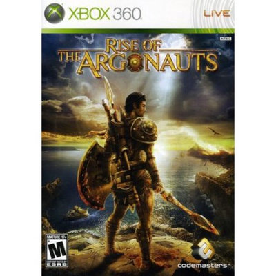 RISE of the argonauts for xbox 360 (#40223)
