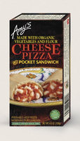 Amy's Kitchen Cheese Pizza In A Sandwich