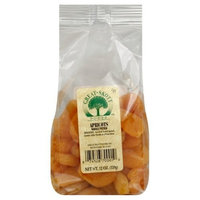 Great Skott Dried Apricots, 12-Ounce (Pack of 6)