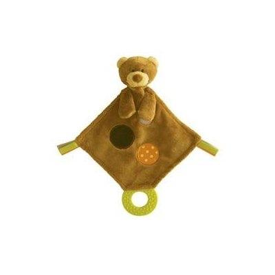 Aurora Baby Teether Toy, Bear