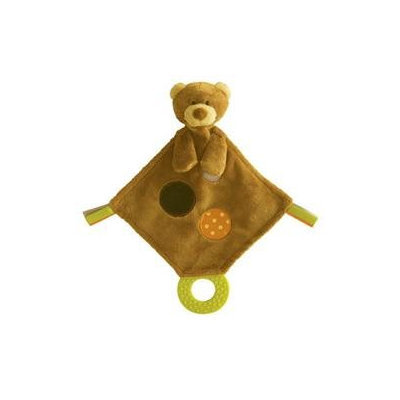 Aurora Baby Teether Toy, Bear