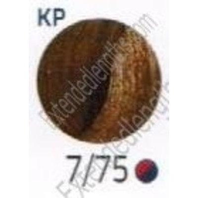 Wella Color Touch Multidimensional Demi-Permanent Color 1:2 7/75 Medium Blonde/Brown Red-Violet