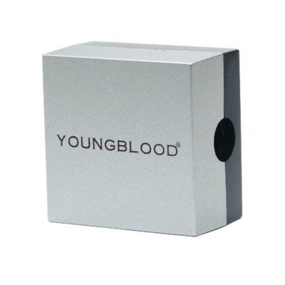 Youngblood Luxurious Brush, Angle