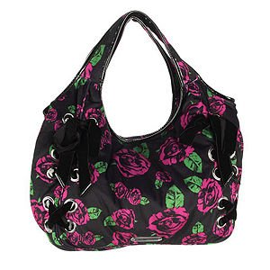 Betsey Johnson Handbags Rose Above Hobo