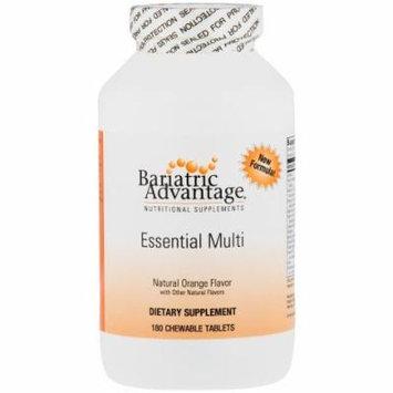 Bariatric Advantage Chewable Multi-vitamin Orange 60 ct