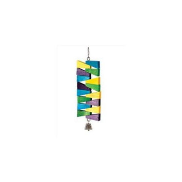 Caitec Bird Toys Caitec 624 1.5 in. x 12 in. Spinning Triangle