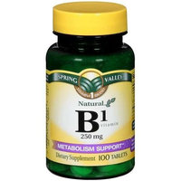 Spring Valley Natural Metabolism Support B1